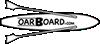 Oar Board SUP Rower Logo