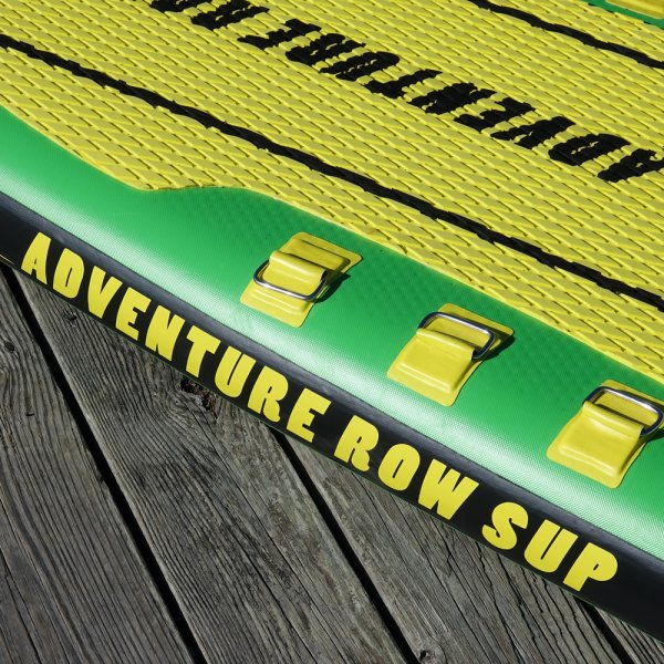 "Oar Board® SUP Fit On Top Rower, Stand Up Paddle Board, Adventure Row 13'4"" and 16 Inflatable SUP, Oar Board, Whitehall Rowing & Sail"