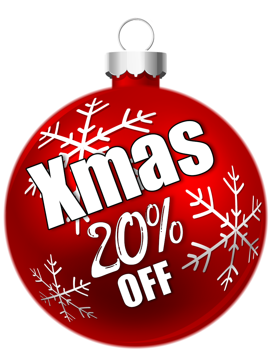 Oar Board Christmas 20% off