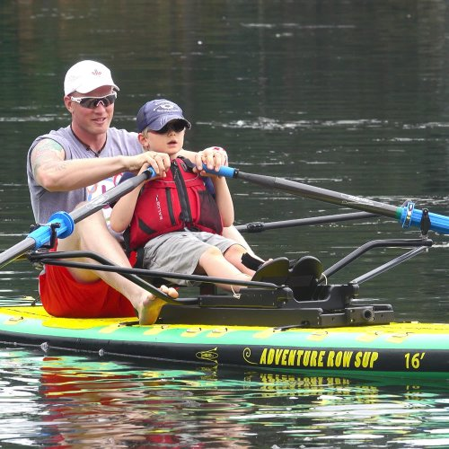 Adventure-Row-16-SUP-Combo-Single-Oar-Board-Whitehall-Rowing-fun-fitness-paddling-outdoor-sports-Adam-Jefferson