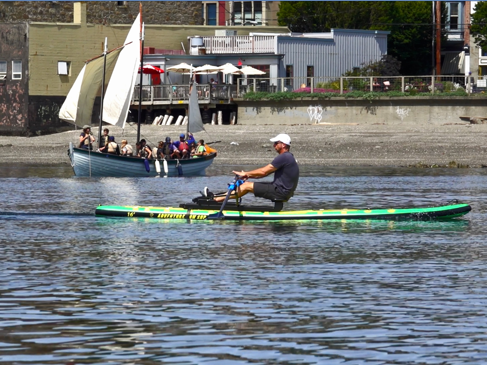 Whitehall-Rowing-and-Sail-Tango-17-Rowboat-Peter