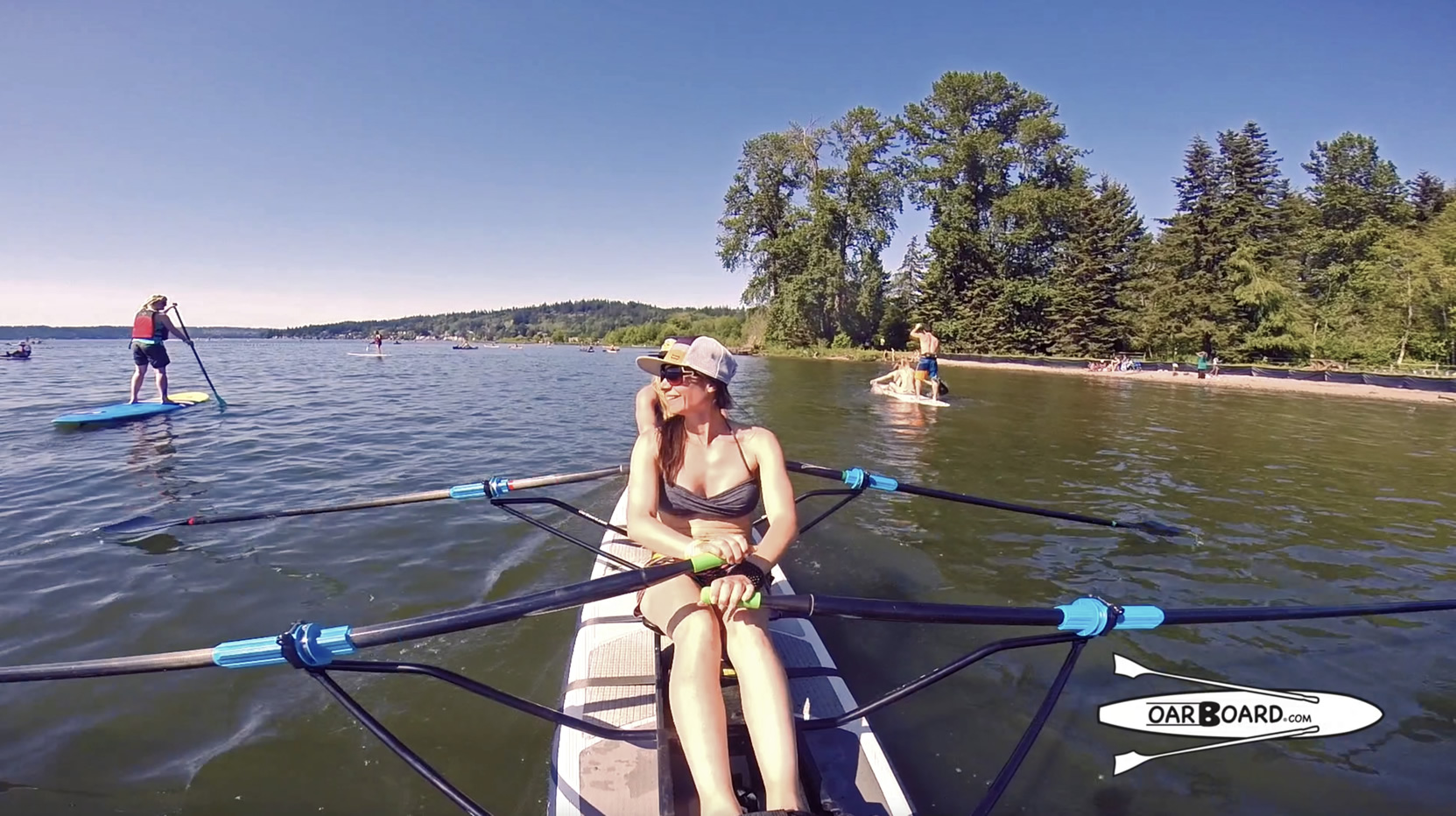Diana-Lesieur-Oar-Board-Stand-Up-Paddle-Board-Whitehall-Rowing-and-Sail-Adventure-Vacation-Lifestyle-Sammish