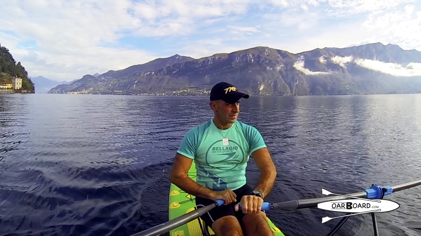 Michael-Gondola-Oar-Board-Stand-Up-Paddle-Board-Whitehall-Rowing-and-Sail-Adventure-Vacation-Lifestyle-Italy