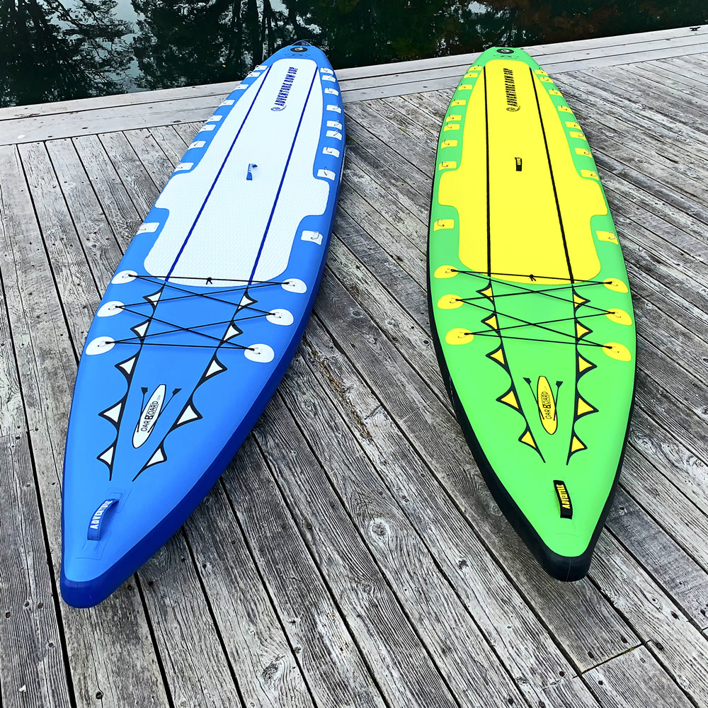 Adventure Row 16′ Inflatable SUP