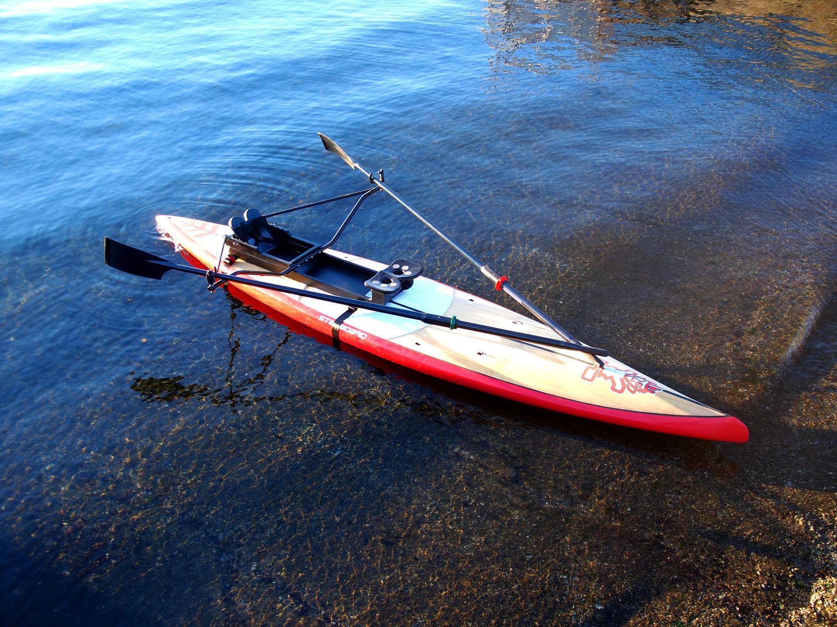 The Case for the Oar Board® in Rowing Clubs – Oar Board SUP