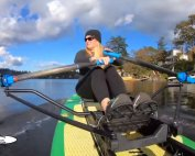 Diana Lesieur, Oar Board Sales Manager, Whitehall Rowing & Sail boats, paddle boards