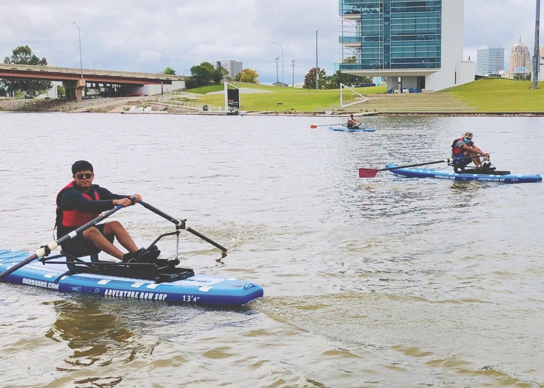 OKC RIVERSPORT Youth Rowing League